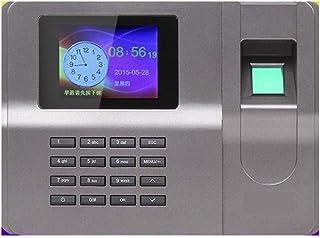 Time Attendance Machine Office Electronics آلة الحضور الزمني المزدوج آلة بصمات الأصابع،آلة كلمة المرور،آلة الحضور الوقت ال...