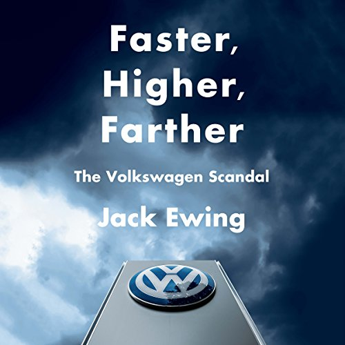 Faster, Higher, Farther audiobook cover art