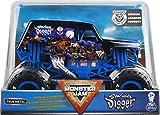 Monster Jam Vehículo oficial de Dragon Monster Truck, escala 1:24, modelos surtios, 1 unidad