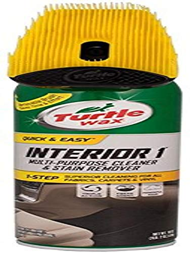 Turtle Wax T440R2W-6PK OXY Interior 1 Multi-Purpose Cleaner and Stain Remover, (Pack of 6)