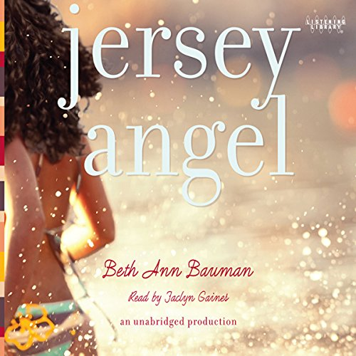 Jersey Angel audiobook cover art