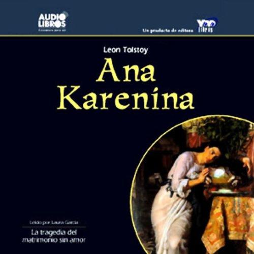 Ana Karenina [Anna Karenina] audiobook cover art