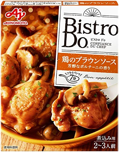 味の素KK Bistro Do 鶏のブラウンソース煮込み用 140g
