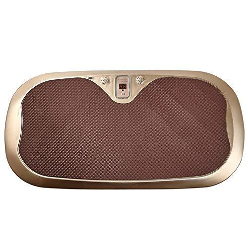 ZHTY Ganzkörper-Vibrationsplatte-Trainingsgerät, tragbar mit Remote-Fitnessgeräten