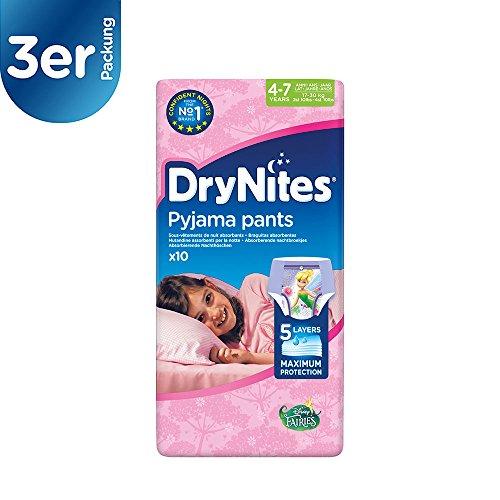 Huggies DryNites niña 4-7 años