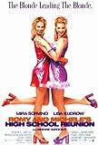 Pop Culture Graphics Romy and Michele's High School Reunion Poster Movie 11x17 Mira Sorvino Lisa Kudrow Janeane Garofalo