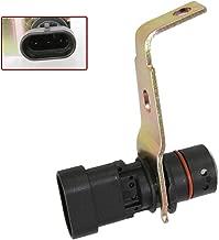 TAMKKEN Crankshaft Position Sensor replaces 12596851,12596851,5S1695,CSS56,SS10125,SS10189 for GMC Pickup Chevy Chevrolet Silverado Suburban C1500 K1500 K2500 K3500 G30 P30 CADILLAC 1994-2000