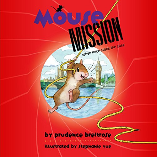 Mousemission audiobook cover art