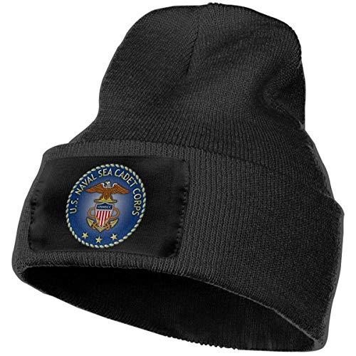 AEMAPE Cuerpo de Cadetes navales de los Estados Unidos, Hombres y Mujeres, Gorro de Invierno, Gorro de Punto, Gorro de Calavera