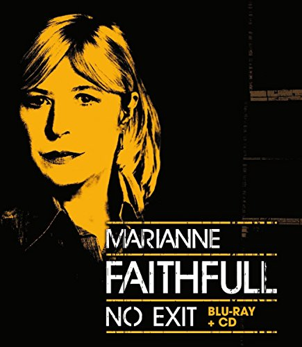 Marianne Faithfull - No Exit  (+ CD) [Blu-ray]