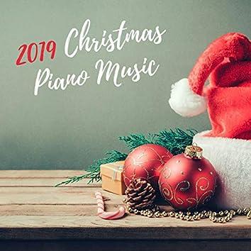 2019 Christmas Piano Music: Deep Sleep Inner Splendor Relaxing Piano Classics for the Holidays