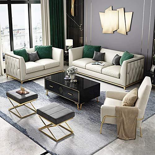 JVmoebel Zweisitzer Couch Polster Design Sofa 2er Sitz Sofas Zimmer Grau Chesterfield Neu