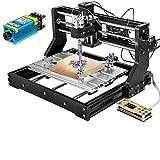 VEVOR Grabador Láser Cnc 3018 Pro Cnc 3018 2500mw Máquina CNC Grabador Láser Máquina de Grabado Láserpara Madera Cuero Plástico