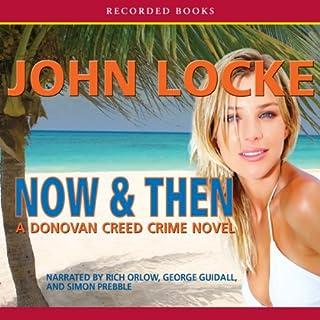 Now & Then audiobook cover art