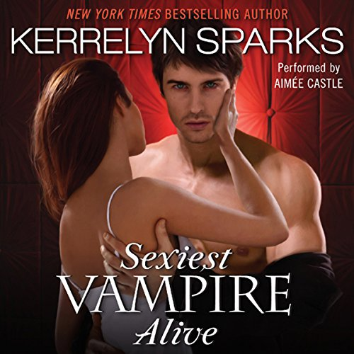 Sexiest Vampire Alive  By  cover art