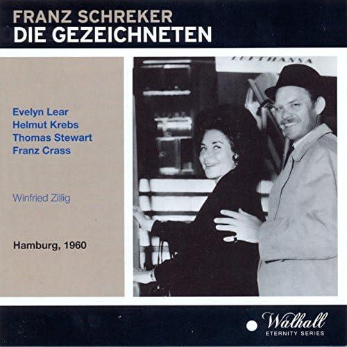 Sinfonieorchester des Norddeutschen Rundfunks, Winfried Zillig & イヴリン・リアー