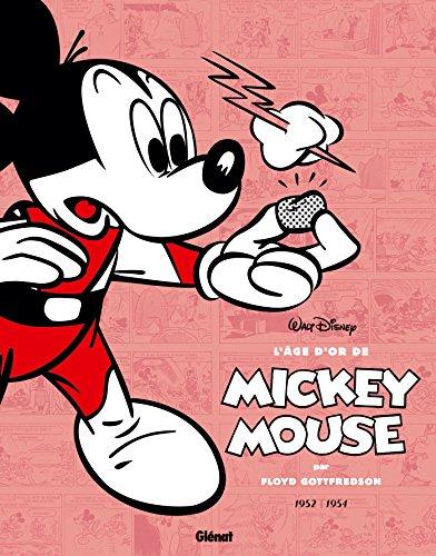 L'âge d'or de Mickey Mouse - Tome 10: 1952/1953 - Le Roi Midas et autres histoires