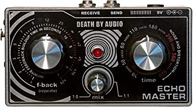death by audio echo master vocal delay