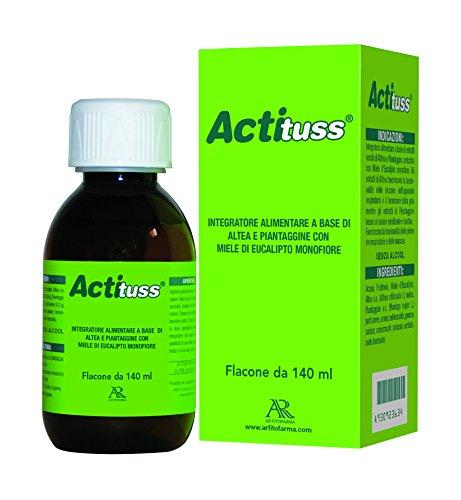 Ar Fitofarma Actituss - 1 Flacone da 140 Ml