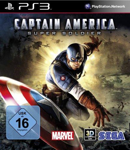Captain America: Super Soldier [Edizione: germania]