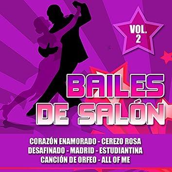 Bailes de Salón Vol. 2