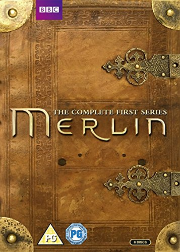 Merlin - The Complete First Series (6 Dvd) [Edizione: Regno Unito] [Edizione: Regno Unito]