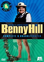 Benny Hill: Complete and Unadulterated - The Hill's Angels Years - Set Four