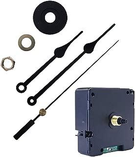 SM SunniMix DIY Quartz Clock Silent Movement Replacement Hands Kit Signal Atomic Radio