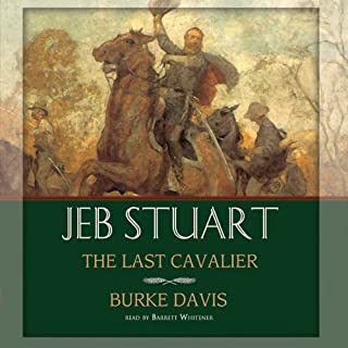 Jeb Stuart audiobook cover art
