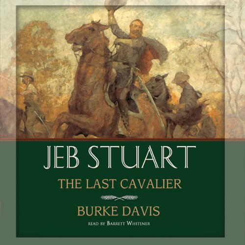 Jeb Stuart cover art