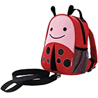 Skip Hop Toddler Leash and Harness Backpack (Ladybug)