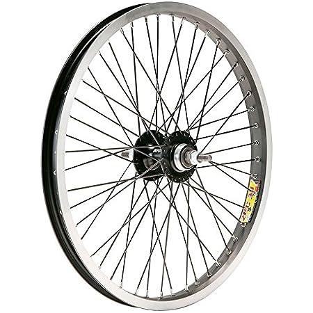 MZPWJD Roue Bicyclette BMX 20 Pouces Roues De V/élo Jante en Alliage Double Couche Frein /À Disque Lib/ération Rapide 7 8 9 10 Vitesse 32H
