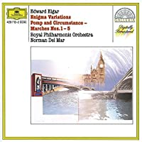 Elgar: Enigma Variations; Pomp and Circumstance Marches Nos. 1-5 (1990-03-01)