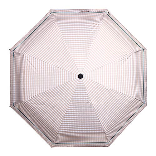 Sgsg Paraguas Plegables Automático Antiviento Ligero Resistente Compacto Prueba Viento Estable Impermeable...