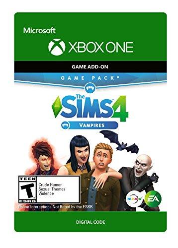 The Sims 4 - Vampires - Xbox One [Digital Code]