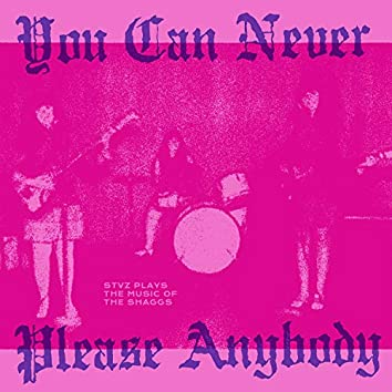 You Can Never Please Anybody: Stvz Plays the Music of the Shaggs