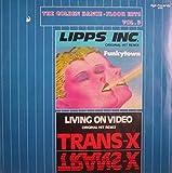 Lipps, Inc. / Trans-X - Funkytown / Vivre Sur Vidéo - ZYX Records - ZYX 5486, ZYX Records - 5486