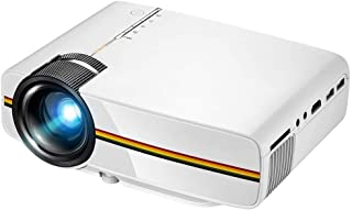 Led Movie Projector Supports 1080P Built-in Stereo Speakers 150 Inches is Perfect for Home Theater Video Entertainment Sup...