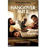 Hangover 2 One Sheet Film Maxi-Poster, Druck, 61,5 x 91,5