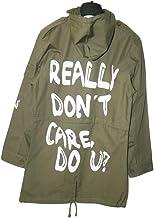 NEXT ATLANTIC Melania Trump Jacket I Really Don`t Care do u Slim Fit for Women