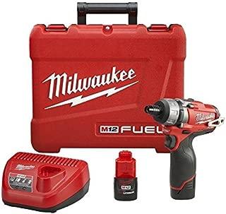 Milwaukee 2402-22 M12 12v Fuel 1/4