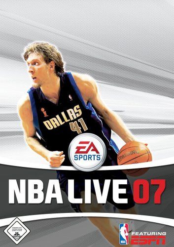 NBA Live 07 [Importación alemana] [Xbox 360]