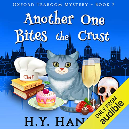 Another One Bites the Crust audiobook cover art