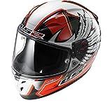 LS2 Full Face Helmet 323 Yonny Hernandez Replica-L
