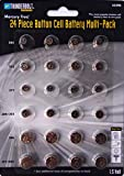 Thunderbolt Magnum 24 Piece Button Cell Battery Multi-Pack
