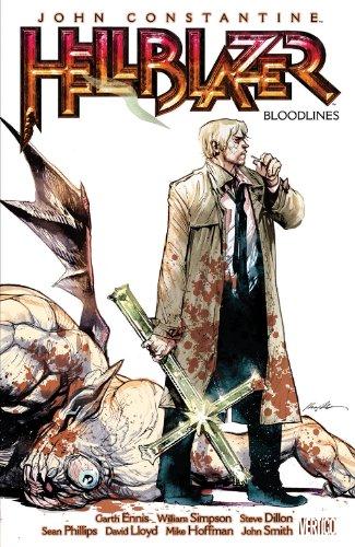 John Constantine, Hellblazer Vol. 6: Bloodlines (Hellblazer (Graphic Novels)) (English Edition)