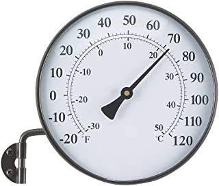 Best big swivel outdoor thermometer Reviews