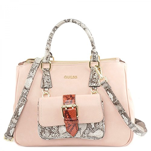 Guess Taschen - Sissi - Satchel - Nude Multi