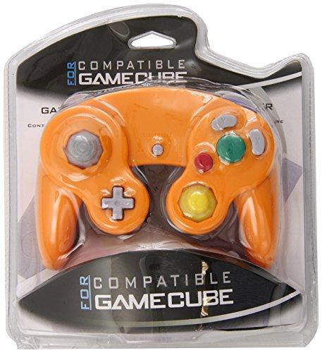 Generic Orange Spice Controller Pad for Gamecube...