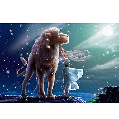 12 Constellation Houten Adult Puzzles (520 stuks) Waterman, Vissen, Ram, Stier, Tweelingen, Krab, Leeuw, Maagd, Weegschaal, Schorpioen, Boogschutter, Steenbok, puzzel, Decoratie,Leo